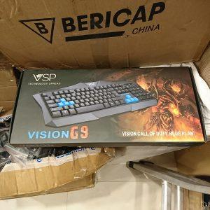Bàn phím Vision G9 chính hãng