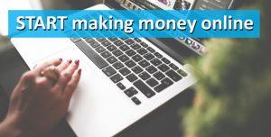 """Bạn có từng đặt câu hỏi, """"Làm thế nào tôi có thể kiếm tiền trên mạng""""."""