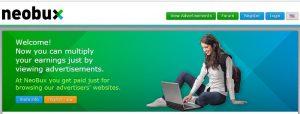 Neobux PTC – Chiến lượng kiếm tiền trên mạng với Neobux