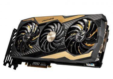 MSI công bố GeForce RTX 2080 Ti LIGHTNING Z