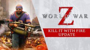 Epic game cho chơi miễn phí mãi mãi World War Z