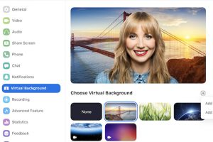 Cách sử dụng tính năng Virtual Background của Zoom